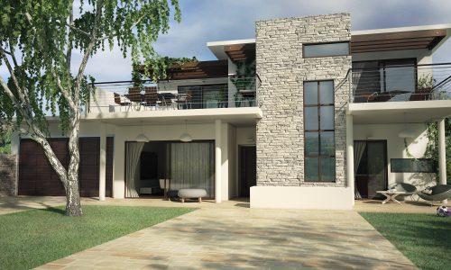 Colori Case Moderne Esterno.Evy Costruzioni